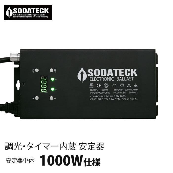 タイマー付電子安定器1000W