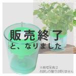 【販売終了】アクアプランターフロートミニ(グリーン)