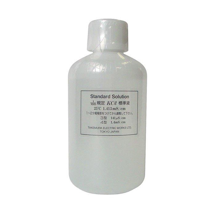 エコゲリラ EC計用 標準液500mL【お徳用】