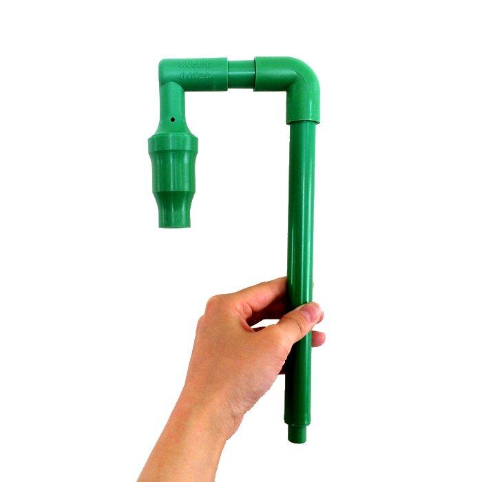 水耕栽培用循環式空気混入給液吐出部セット(ホームハイポニカ601用)
