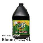 有機肥料プラビダ ブルーム(Pura Vida Bloom)4L