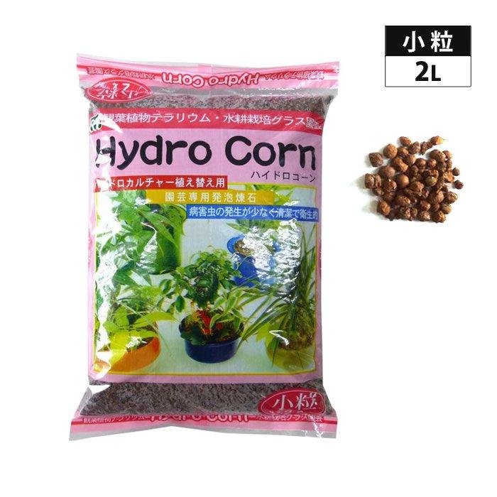水耕栽培用ハイドロコーン(ハイドロボール) 小粒 2L