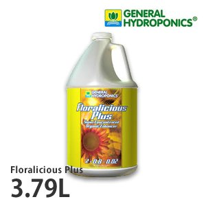 GH フローラリシャス・プラス(Floralicious Plus)3.79L