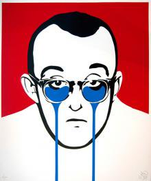Pure Evil<BR>Keith Haring's Nightmare