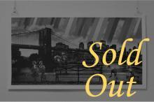 ROAMCOUCH<BR>Rainbow Brooklyn Bridge AP