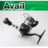 <リールパーツ> アベイル シマノ 1000-C2000クラス用 軽量スピニングハンドル
