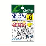 <フック> カルティバ SBL-37M クランキングイメージ