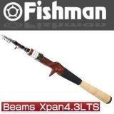 フィッシュマン Beams Xpan4.3LTS(ビームス エクスパン)