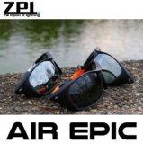 <偏光サングラス> ZPI AIR EPIC【ブラック/ブラック】