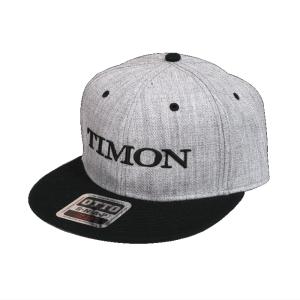 <帽子・ニットキャップ> TIMON FLAT CAP / ティモン フラットキャップ