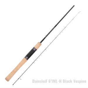 ヴァルケイン ダーインスレイヴ6'1ML-H ブラックヴェスパイン