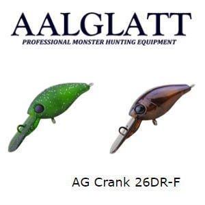アールグラッド AG Crank 26