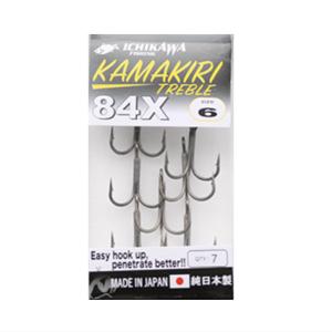 イチカワフィッシング KAMAKIRI TREBLE 84X(カマキリトレブル84X)