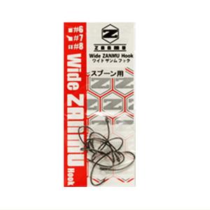 ムカイ WIDE ZANMUHOOK(10本入り)