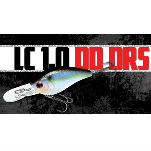 ラッキークラフト LC 1.0DDDRS