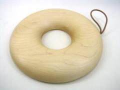 Bagle Trivet 鍋敷き 18cm(メープル)