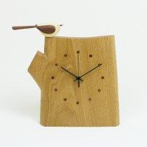 小鳥の時計