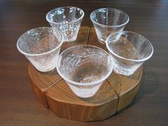 木グラス5種セット 小