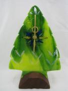 【受注制作】森の時計 グリーン