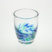 四季グラス 夏(ブルー)