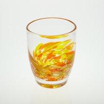 四季グラス 秋(オレンジ)