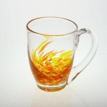 四季ジョッキ 秋(オレンジ)