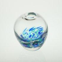 四季花瓶S 夏(ブルー)