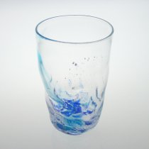 R&Rビアグラス ブルー