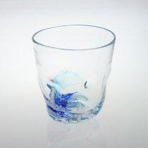 R&Rロックグラス ブルー