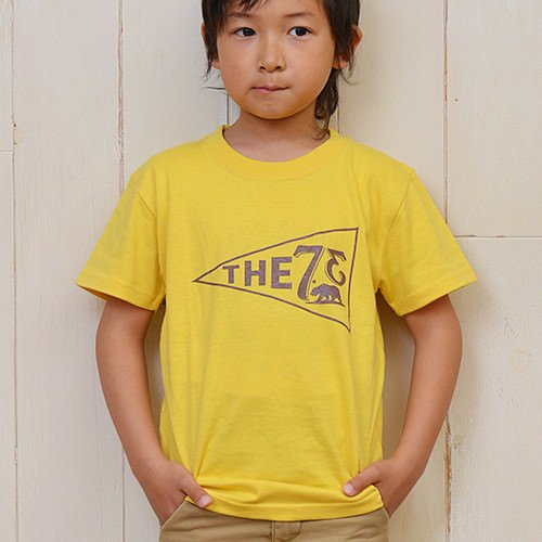 THE  FLAG KIDS T-SHIRT 16S