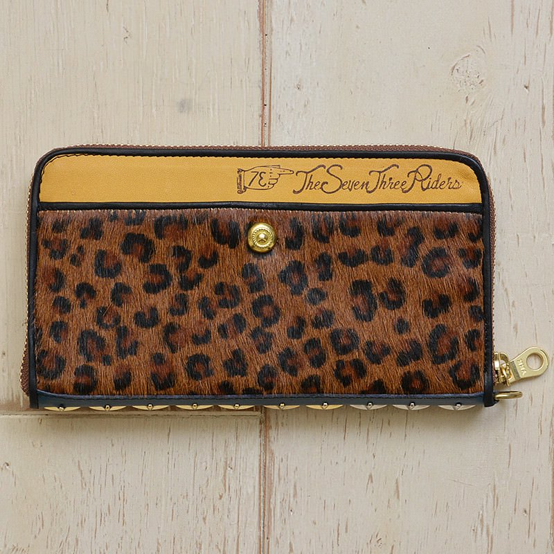 LEATHER WALLET 17SS