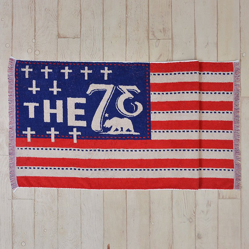 USA TOWEL BLANKET