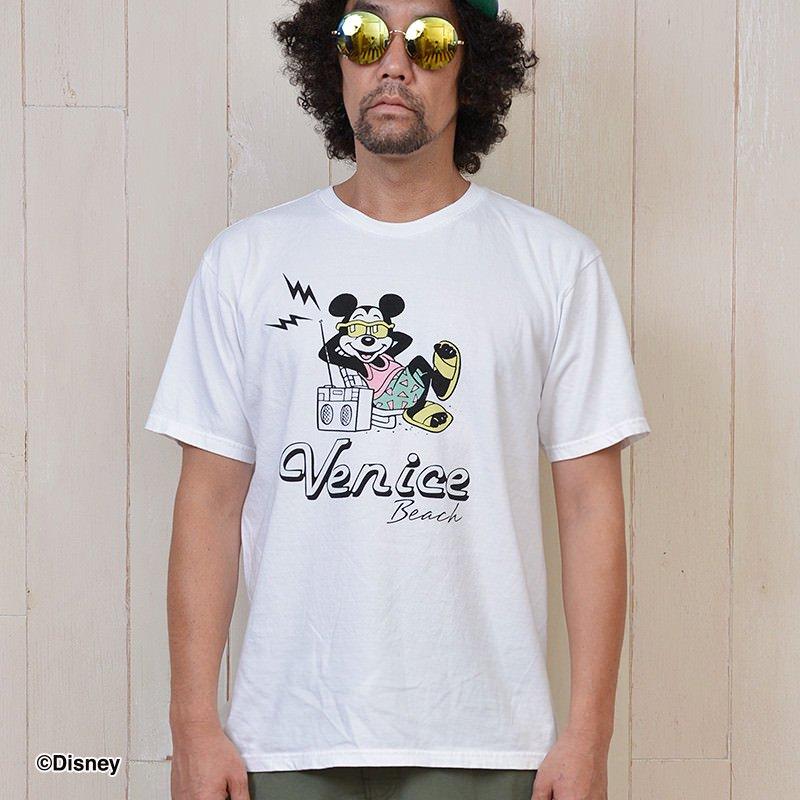 Mickey×73R VENICE T-SHIRT