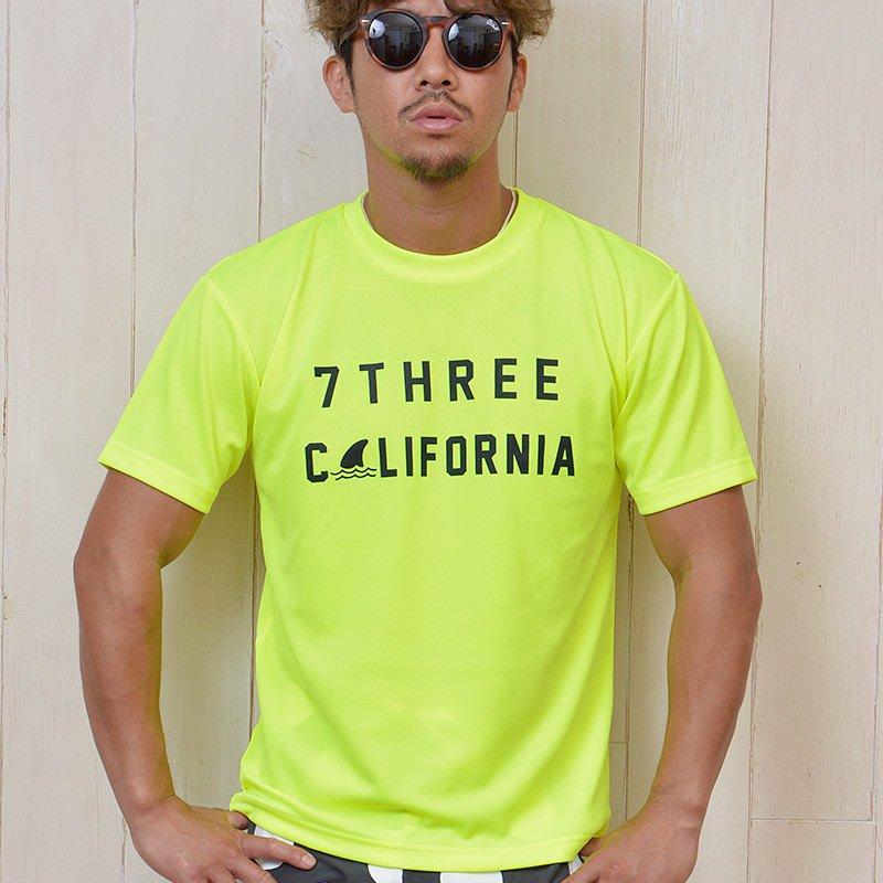 CALIFORNIA RASH DRY  T-SHIRT