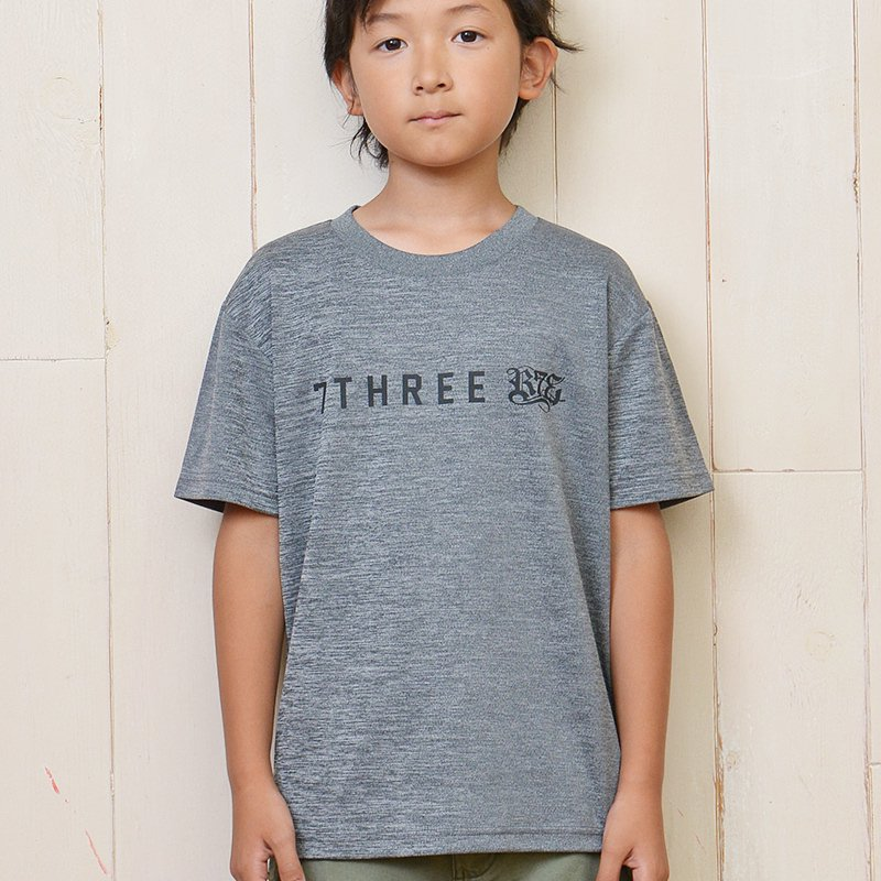 CALIFORNIA RASH DRY KIDS T-SHIRT 18AW