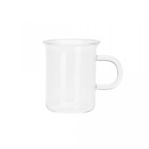 Catamount Glassware Glass Handle Mug (ガラス製マグカップ) 【8oz】 240ml