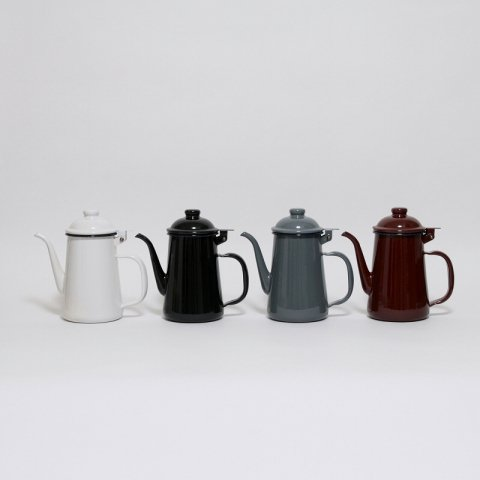 GLOCAL STANDARD PRODUCTS (グローカルスタンダードプロダクツ) COFFEE POT (コーヒーポット) 琺瑯製 ケ…