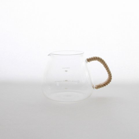GLOCAL STANDARD PRODUCTS (グローカルスタンダードプロダクツ) COFFEE SERVER 500 (耐熱コーヒーサーバー 500m…