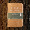 FIELD NOTES (フィールドノート)  Shelterwood 3-Pack  メモ帳 ノート 3冊セット 【罫線】