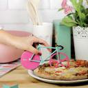 "Fixie Pizza Cutter ""Watermelon"" ピザカッター"