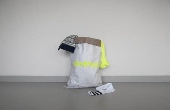 kolor カラー PAPER BAG ペーパーバッグ 収納ボックス 【clothes:服】