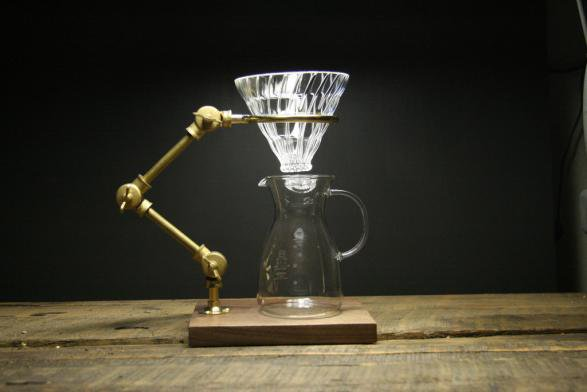 【Made in USA】The Curator Pour Over Stand コーヒースタンド ドリッパー台