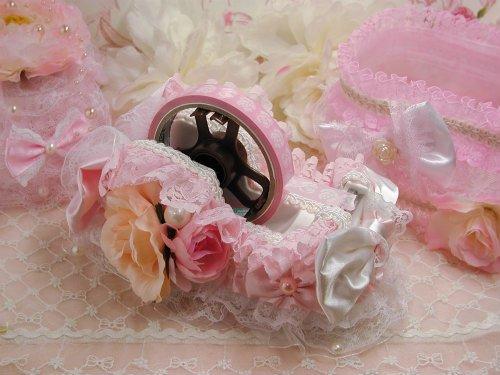 フリルプリンセス 姫デコ りぼん テープカッターの画像