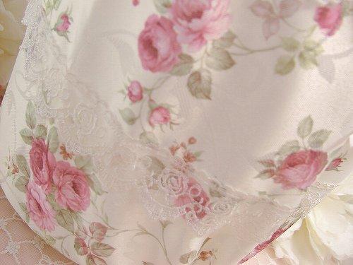 【薔薇雑貨】エレガントローズ ダストボックスの画像