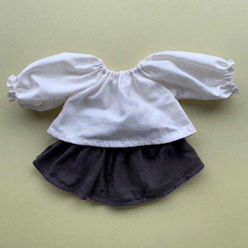 スモックwithスカートセット