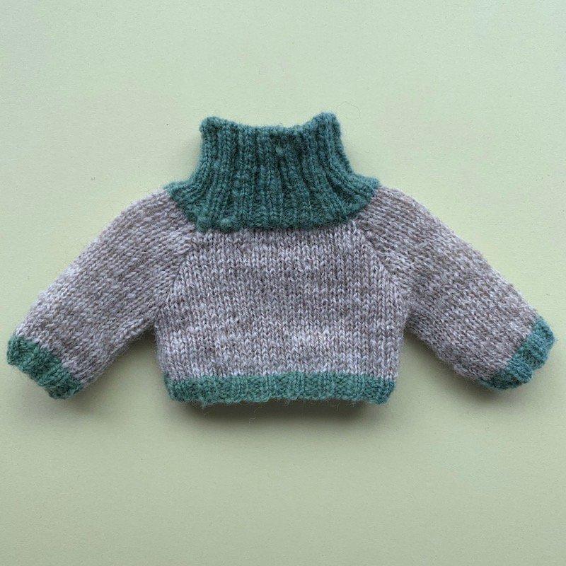 タートルネックセーター*30cm