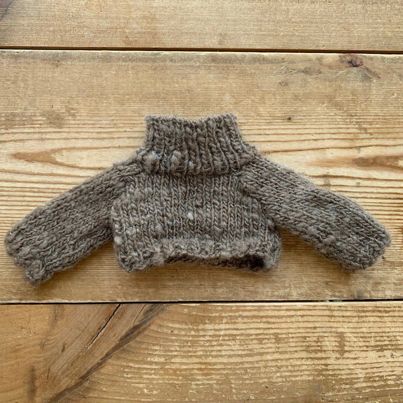 タートルネックセーター*20cm