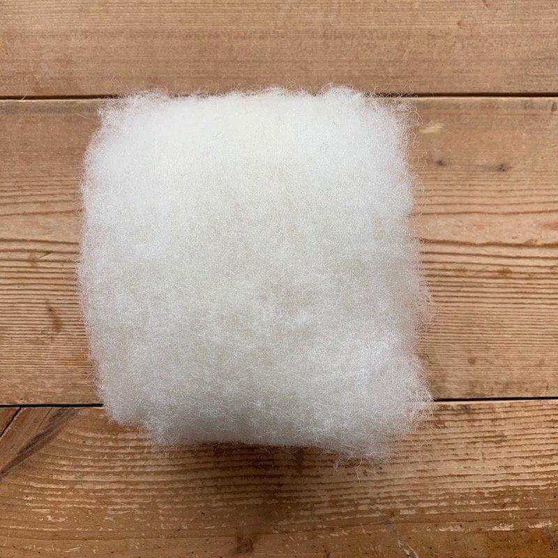 中詰め羊毛