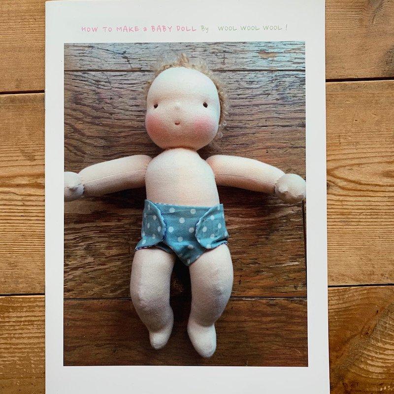 赤ちゃん人形レシピ