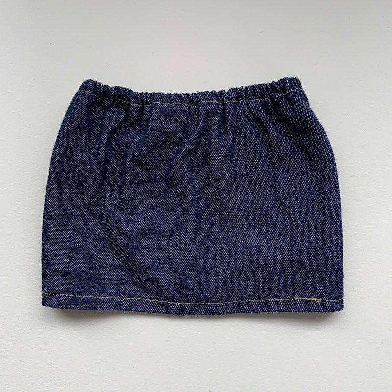 デニムスカート *40cm